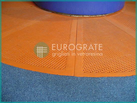 sols en résine antiglisse utilisés pour la sécuritédu personnel dans le secteur maritime