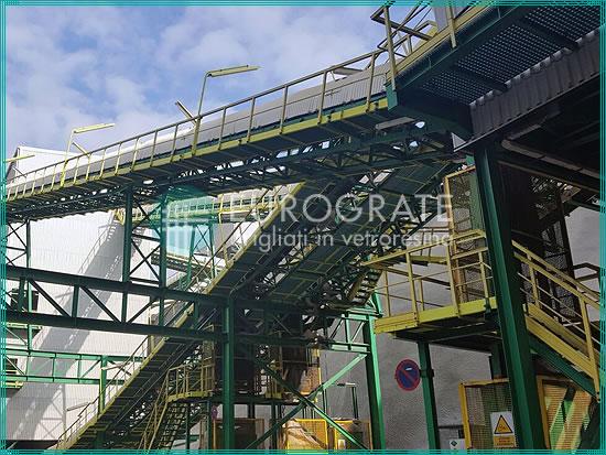 structures autoporteuses pour la sécurité du personnel dans toutes les phases de l'installation minière