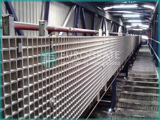 clôtures industrielles pour le secteur minier