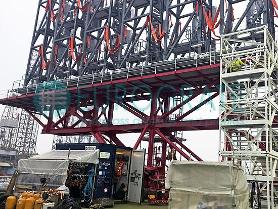 Structures autoporteuses pour le secteur énergétique