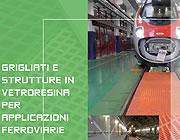 catalogue sur les caillebotis PRV pour le secteur ferroviaire