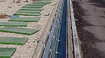 Bouches d'égout en fibre de verre PRVV