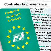 Eurograte Caillebotis made in Italy Passeport industriel