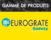 Produits pour la sécurité : cornières de sécurité, couvre-marches, couvre-barreaux, plaques stratifiées, caillebotis Atex antistatiques, caillebotis antidérapants