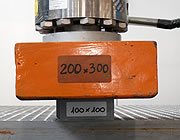 Caillebotis testés pour la résistance mécanique