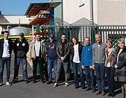 Siège social France d'Eurograte caillebotis, profilés et clôtures