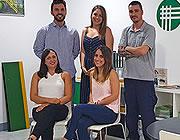 Siège social Espagne d'Eurograte caillebotis, profilés et clôtures